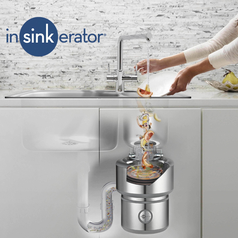 InSinkErator - Waste disposers